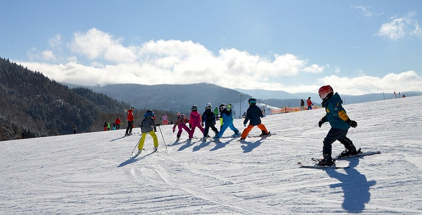 wintersport schoolreizen